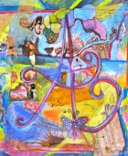 Claudine Santelli – À cœurs vaillants