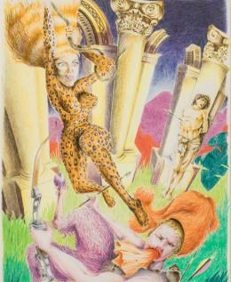 Jim Fauvet – Les chasses du satyre
