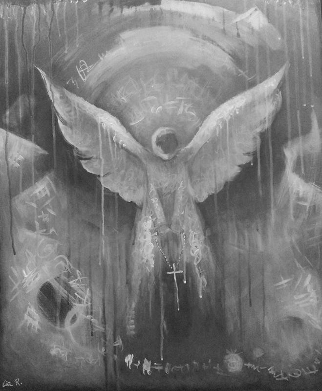 Lia R. – L'ange