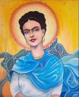 Lia R – Prière à Sainte Frida