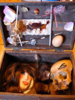 Claudine Santelli – La Jeune Fille et la Mort