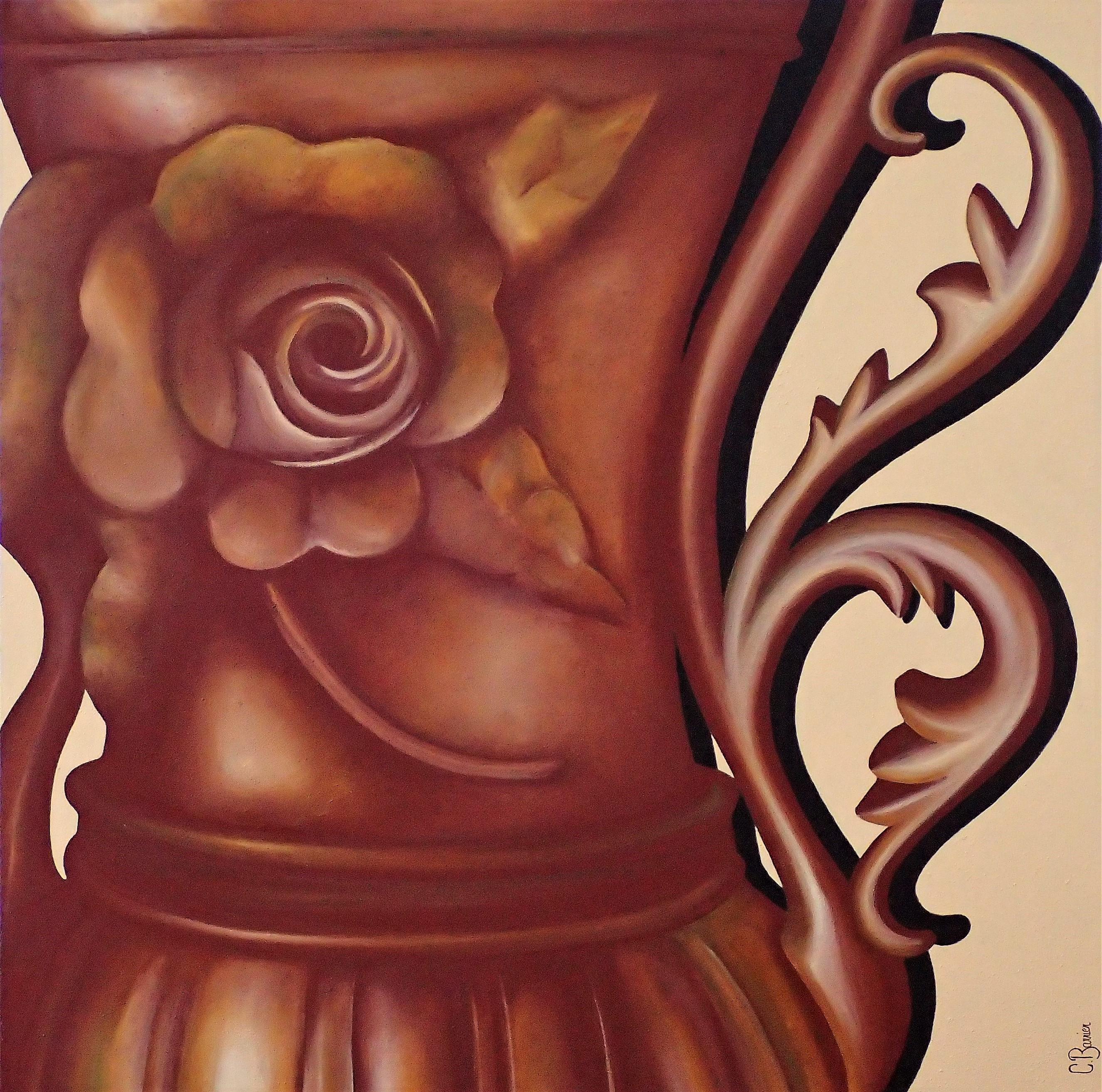 Céline Barrier – Vase antique
