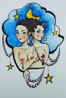 Bisou Belette – Skytwins