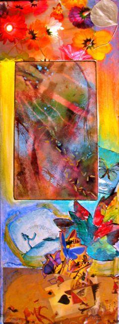 Claudine Santelli – Printemps