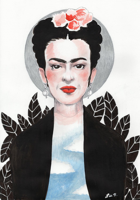 Lia R. – Frida