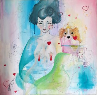Bisou Belette – Mermaid Mother
