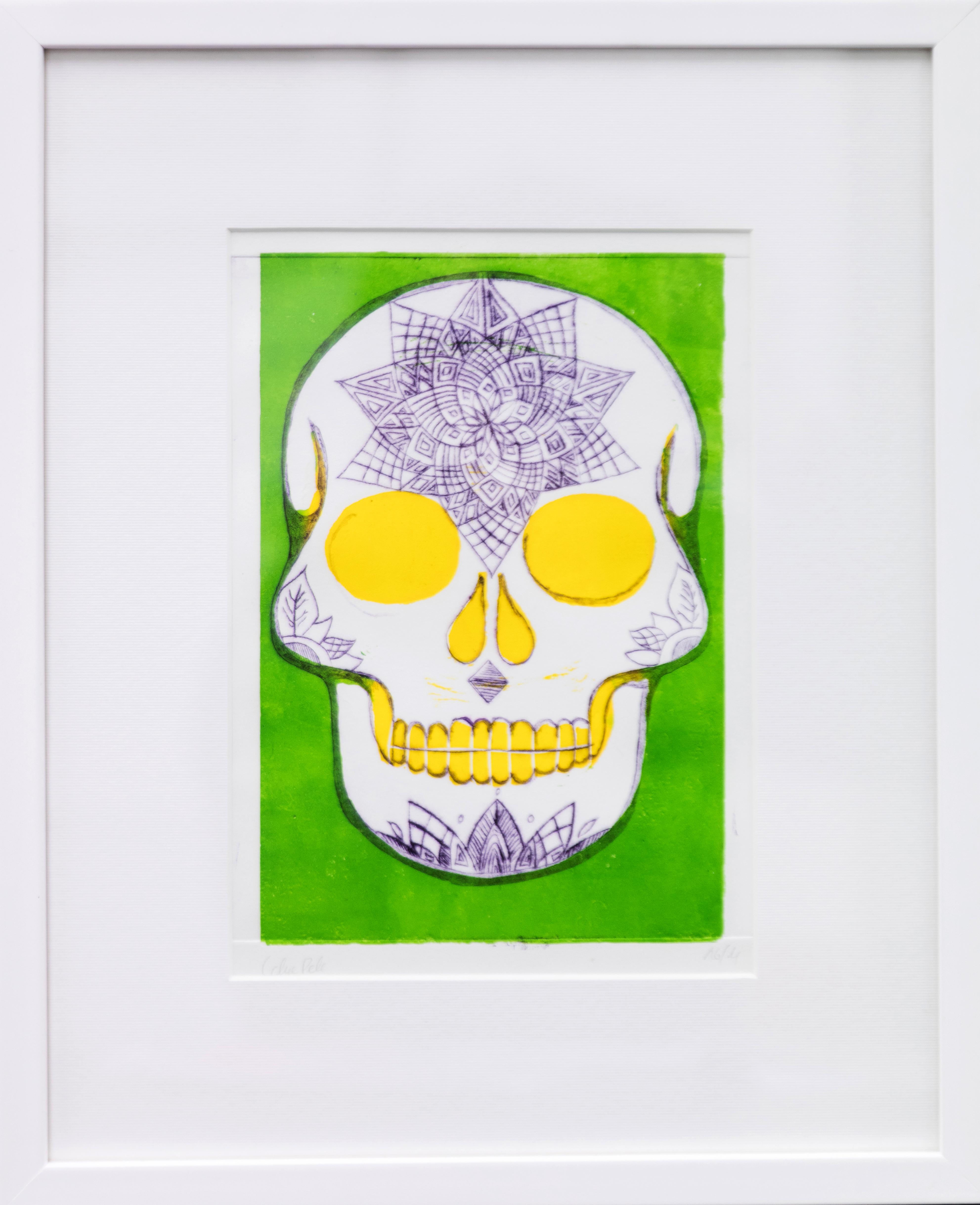 Céline Pelé – Crâne Vert
