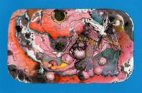 Claudine Santelli – Limace de l'espace