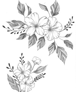 Gallïane Murmures – Hibiscus