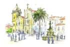 Céline Barrier – Plaça dos Leões, Porto